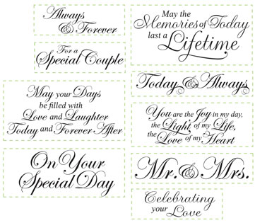 vintage wedding with webster s pages