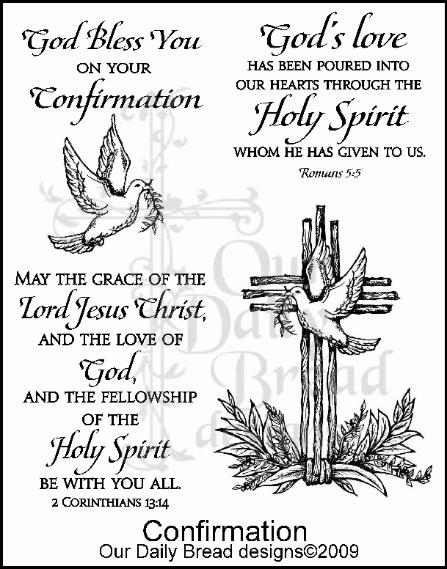 Confirmation Quotes From The Bible Confirmation Bible Verses