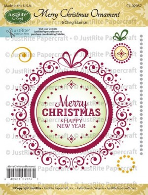 CL-02057_Merry_Christmas_Ornament_Cling_Stamps_LG_grande