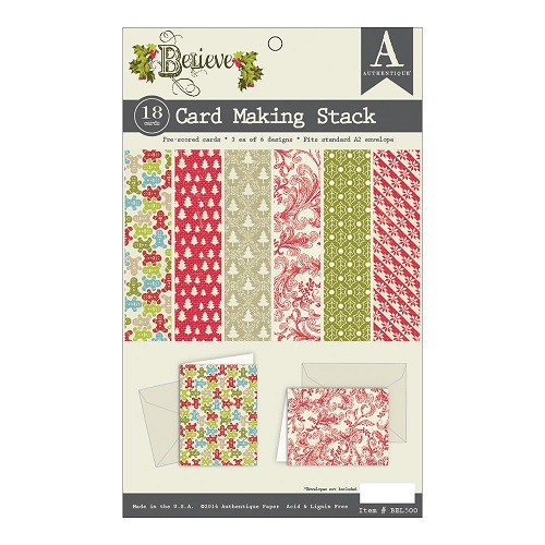 Believe Card Stack 500500