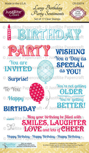 CR-02074_Large_Birthday_Party_Sentiments_Clear_Stamps_grande