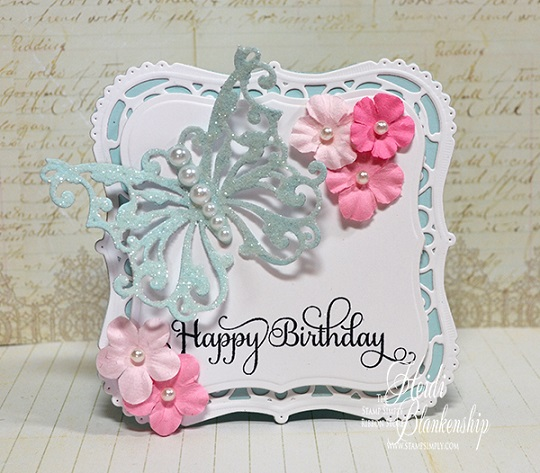 » Butterfly Birthday Wishes