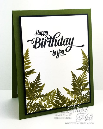 Fern Birthday 440552
