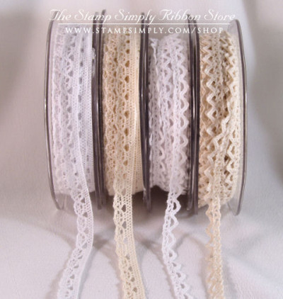 Narrow Crochet Lace Sampler 433 wm 480506