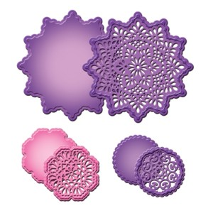 Delicate Doilies S5-205