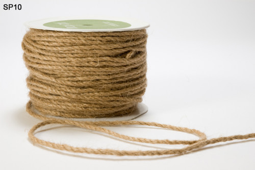 SP_10 Burlap Cord Natural