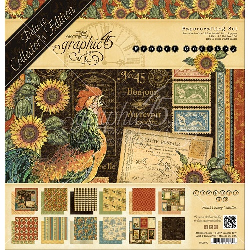 French Country Collection Kit 500x500